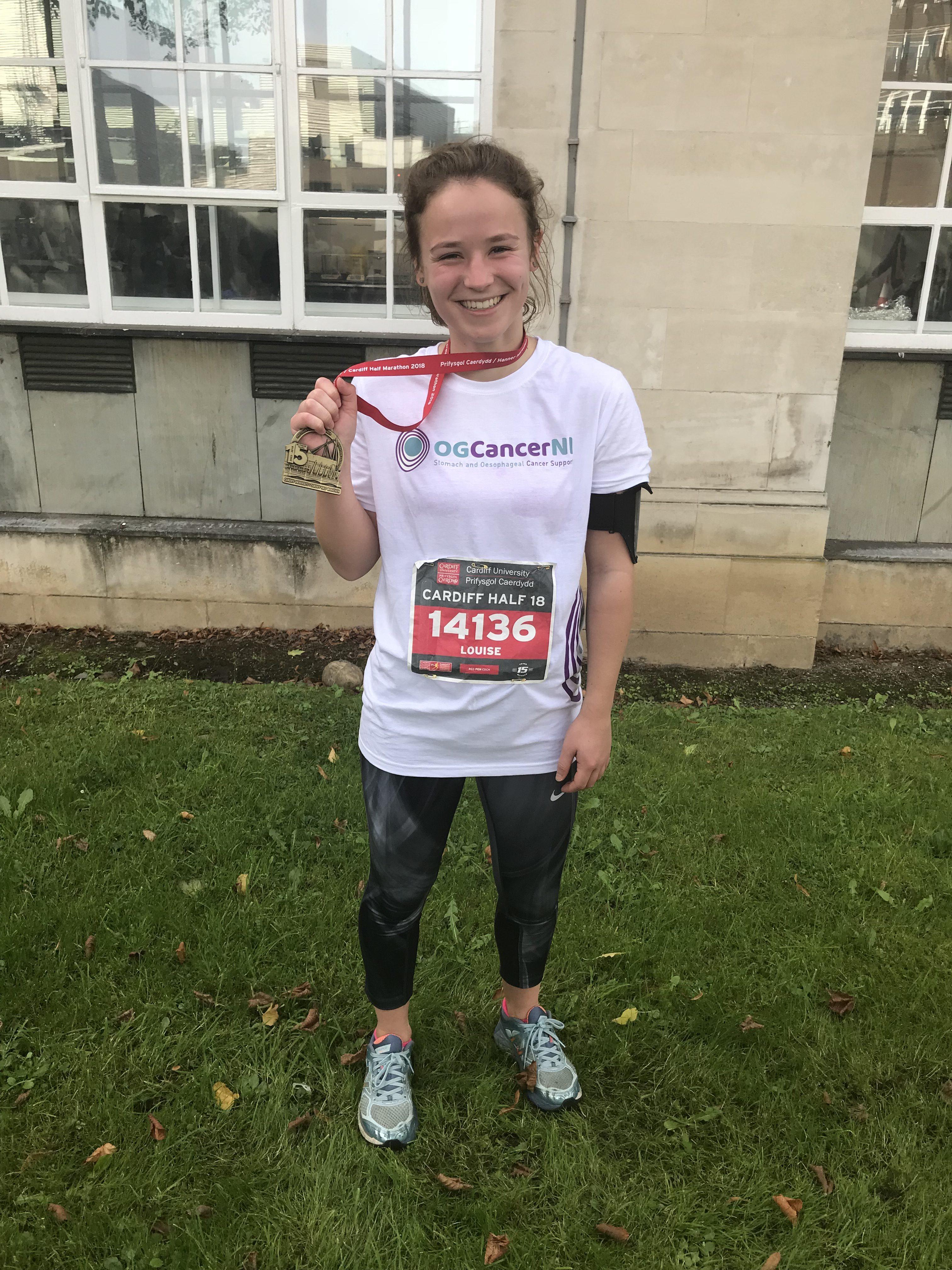 Half Marathon by Louise Owens