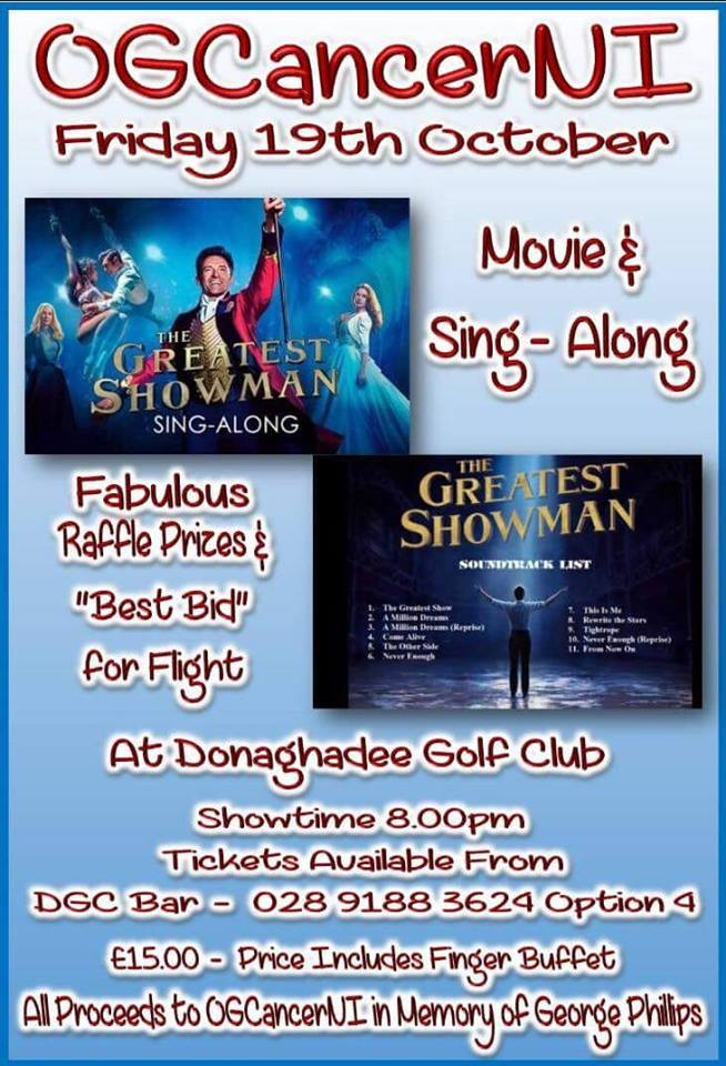 The Greatest Showman: Movie & Sing-Along