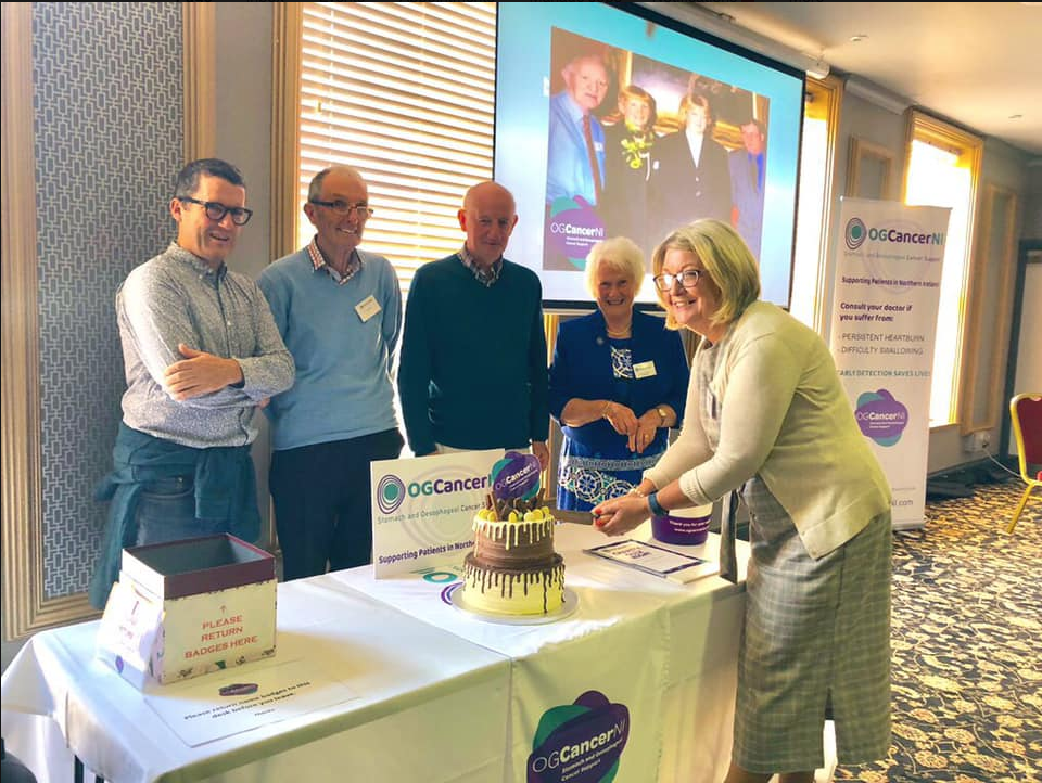 20th Anniversary Wellbeing Meeting September 2019