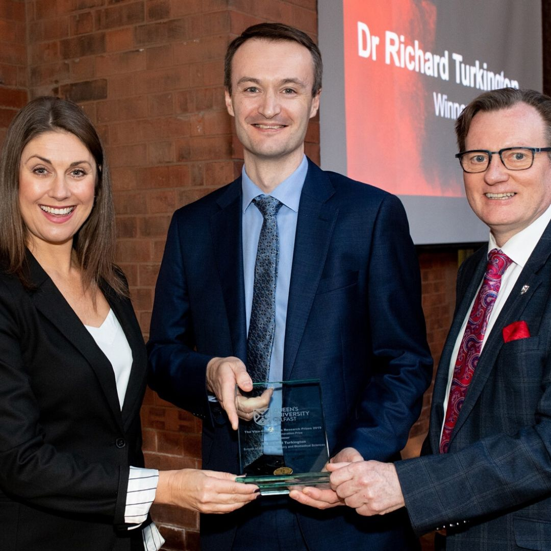 Well done Dr Richard Turkington