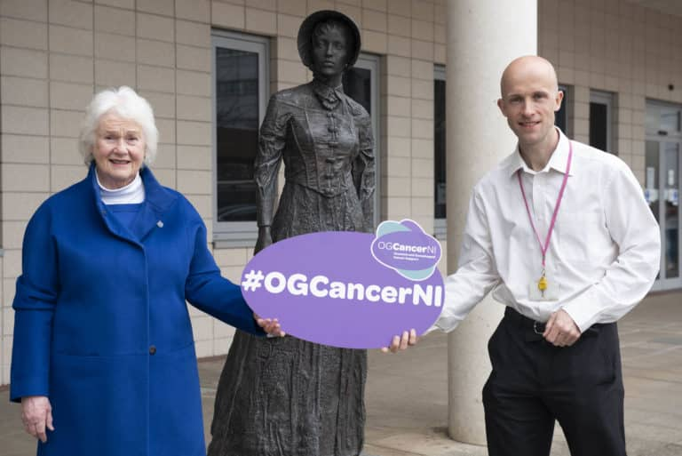 CATCH It ​Early Campaign Launched By OG Cancer NI To Encourage Early Diagnosis